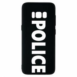 Чехол для Samsung S8 POLICE