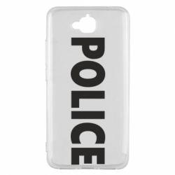Чехол для Huawei Y6 Pro POLICE - FatLine