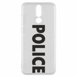Чехол для Huawei Mate 10 Lite POLICE - FatLine