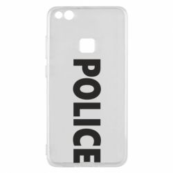 Чехол для Huawei P10 Lite POLICE - FatLine