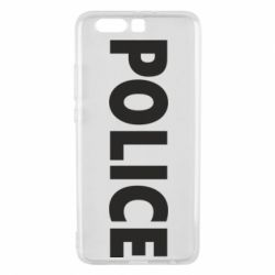 Чехол для Huawei P10 Plus POLICE - FatLine
