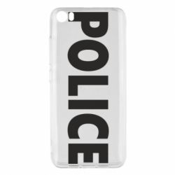 Чехол для Xiaomi Xiaomi Mi5/Mi5 Pro POLICE - FatLine