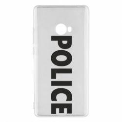 Чехол для Xiaomi Mi Note 2 POLICE - FatLine