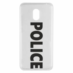 Чехол для Meizu M6 POLICE - FatLine