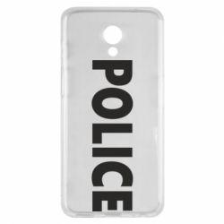 Чехол для Meizu M6s POLICE - FatLine