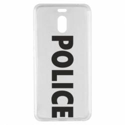 Чехол для Meizu M6 Note POLICE - FatLine