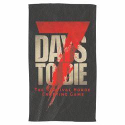 Рушник 7 Days To Die
