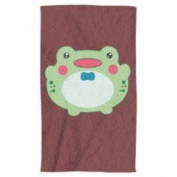 Рушник Baby frog