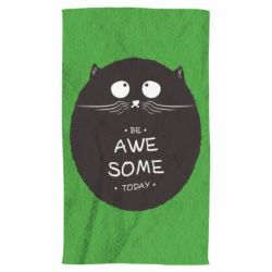 Рушник Be Awesome Today!