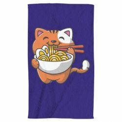 Рушник Cat and Ramen