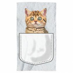 Полотенце Cat in your pocket