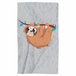 Рушник Cute sloth