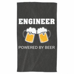 Рушник Engineer Powered By Beer
