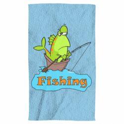Полотенце Fish Fishing