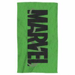 Полотенце Marvel logo and vine