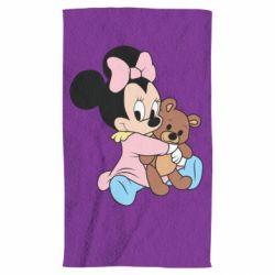 Рушник Minnie And Bear