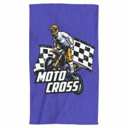 Полотенце Motocross