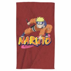 Рушник Naruto with logo
