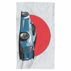 Полотенце Nissan GR-R Japan