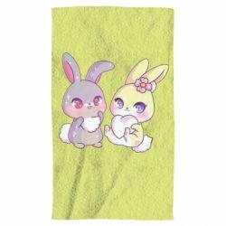Рушник Rabbits In Love