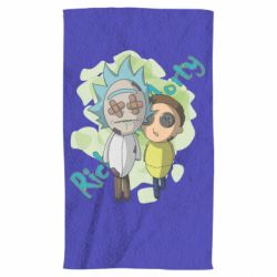 Рушник Rick and Morty voodoo doll