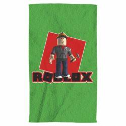 Полотенце Roblox Builderman