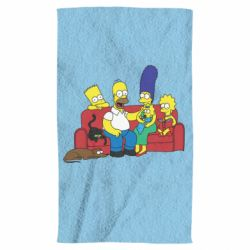 Полотенце Simpsons At Home
