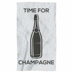 Рушник Time for champagne