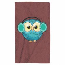 Полотенце Winter owl