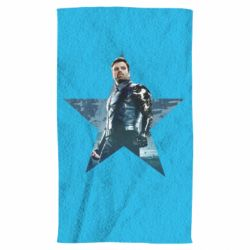 Рушник Winter Soldier Star