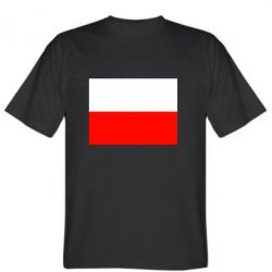 Мужская футболка Польша
