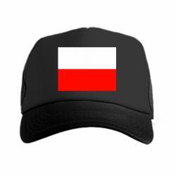 Кепка-тракер Польша - FatLine