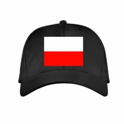 Детская кепка Польша - FatLine