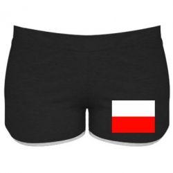 Женские шорты Польша - FatLine