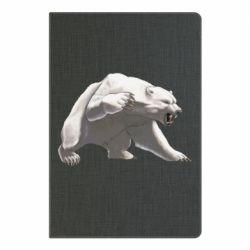 Блокнот А5 Полярний ведмідь