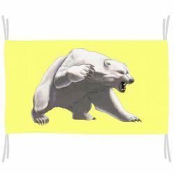 Прапор Полярний ведмідь