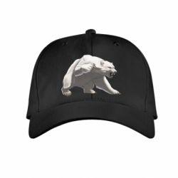 Дитяча кепка Полярний ведмідь