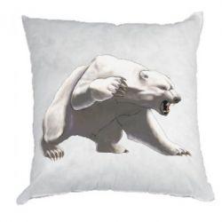 Подушка Полярний ведмідь