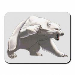 Килимок для миші Полярний ведмідь