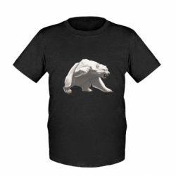 Дитяча футболка Полярний ведмідь