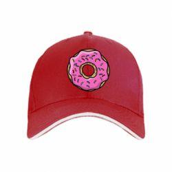 Кепка Пончик Гомера - FatLine