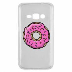 Чехол для Samsung J1 2016 Пончик Гомера