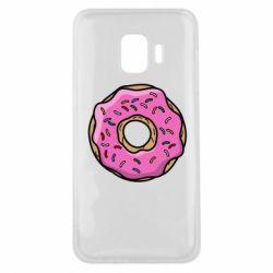 Чехол для Samsung J2 Core Пончик Гомера