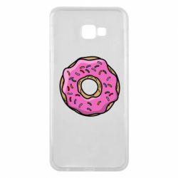 Чехол для Samsung J4 Plus 2018 Пончик Гомера