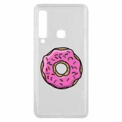 Чехол для Samsung A9 2018 Пончик Гомера