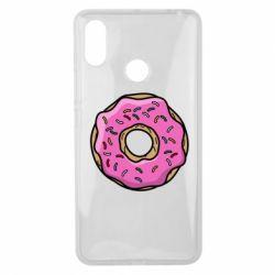 Чехол для Xiaomi Mi Max 3 Пончик Гомера