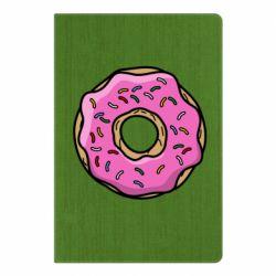 Блокнот А5 Пончик Гомера