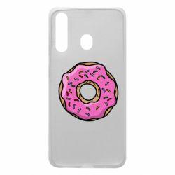 Чехол для Samsung A60 Пончик Гомера