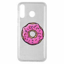 Чехол для Samsung M30 Пончик Гомера