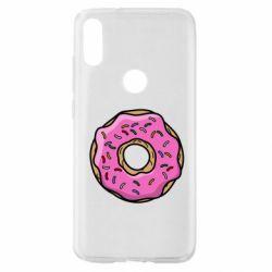Чехол для Xiaomi Mi Play Пончик Гомера
